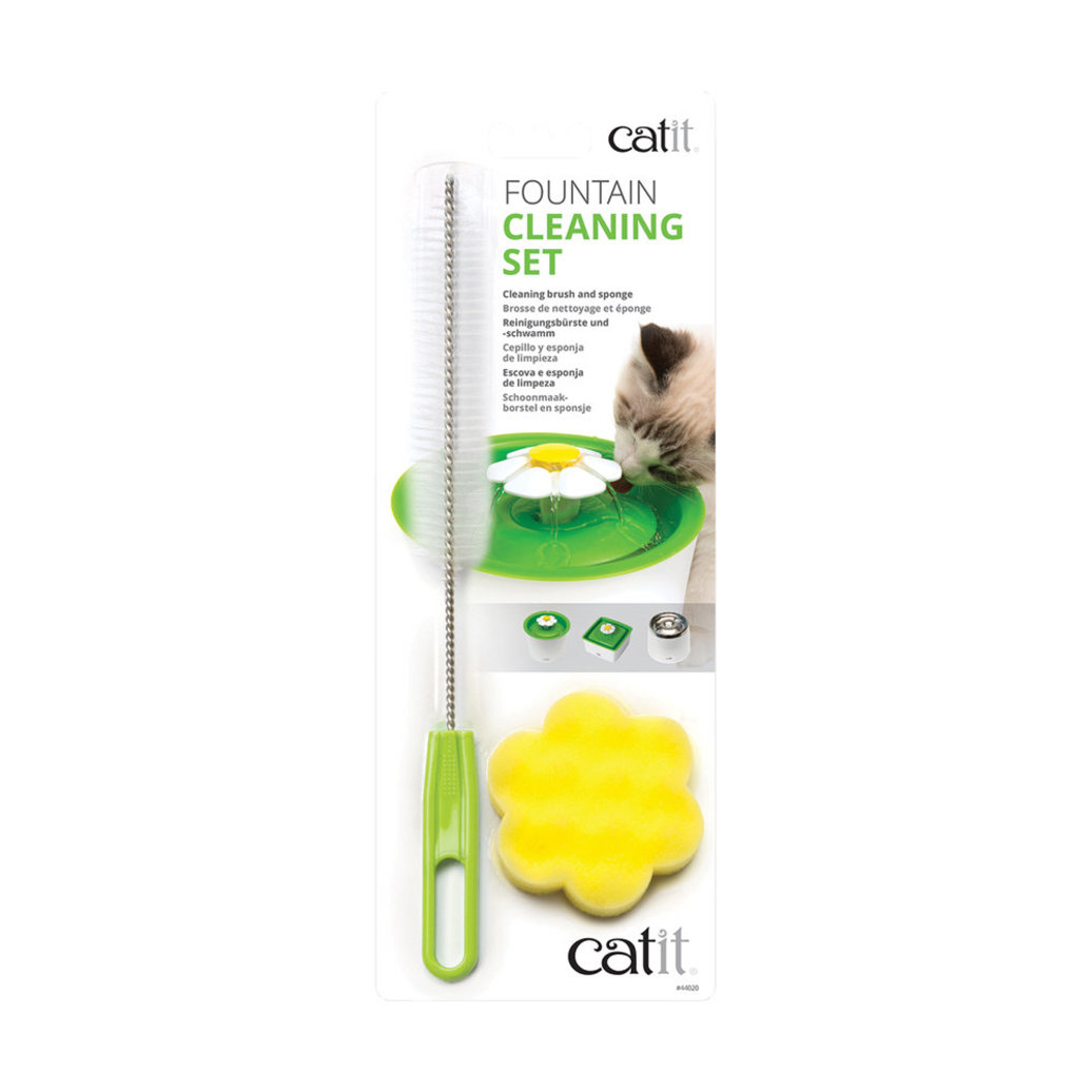 View larger image of Catit 2.0 , Senses Fountain Cleaning Set