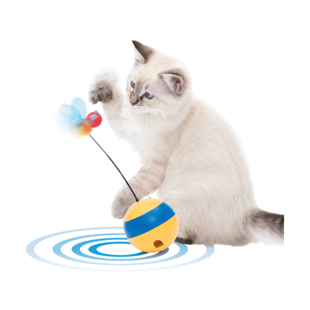 View larger image of Catit 2.0 , Senses Spinning Bee