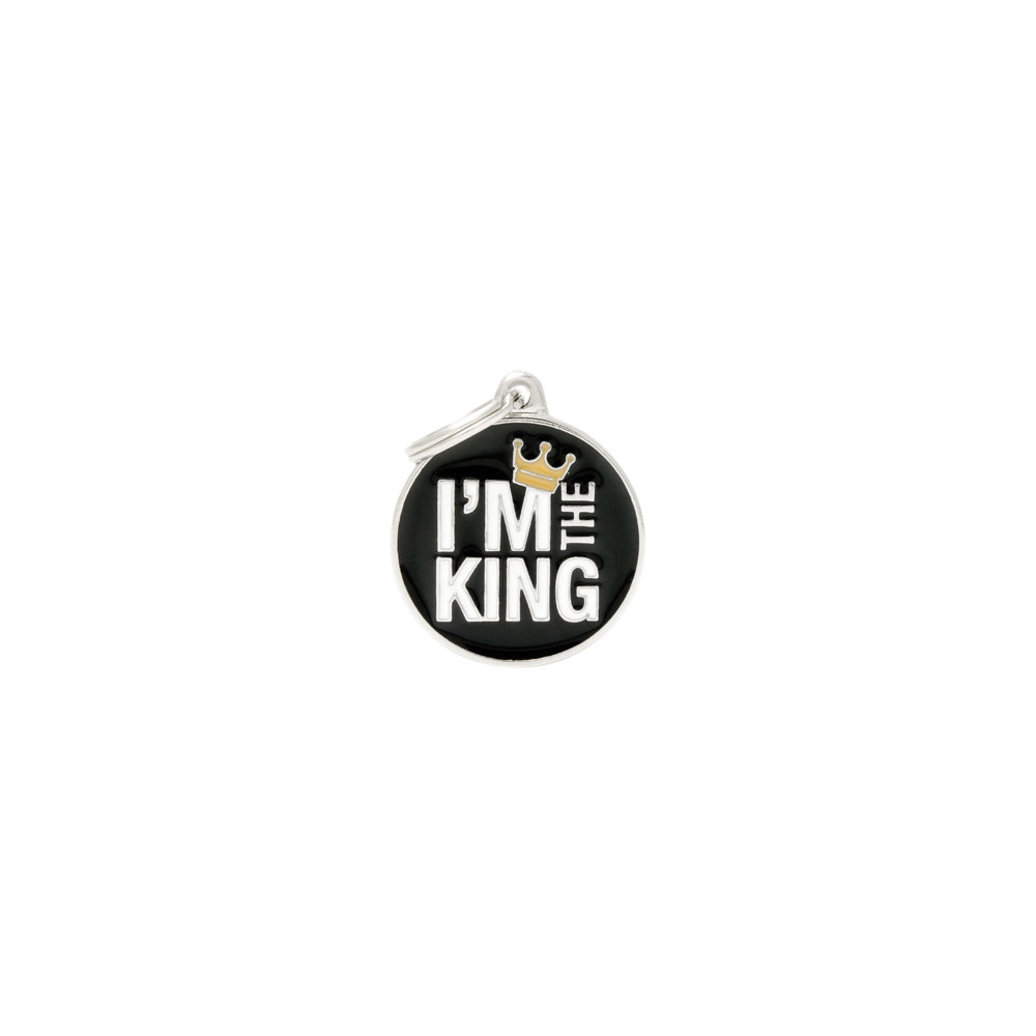View larger image of Charm - I'm the King