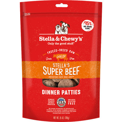 Chewy's Beef Dinner Patties - 708 g