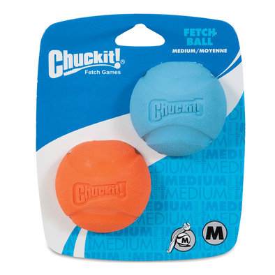Fetch Ball - 2 Pk - Medium