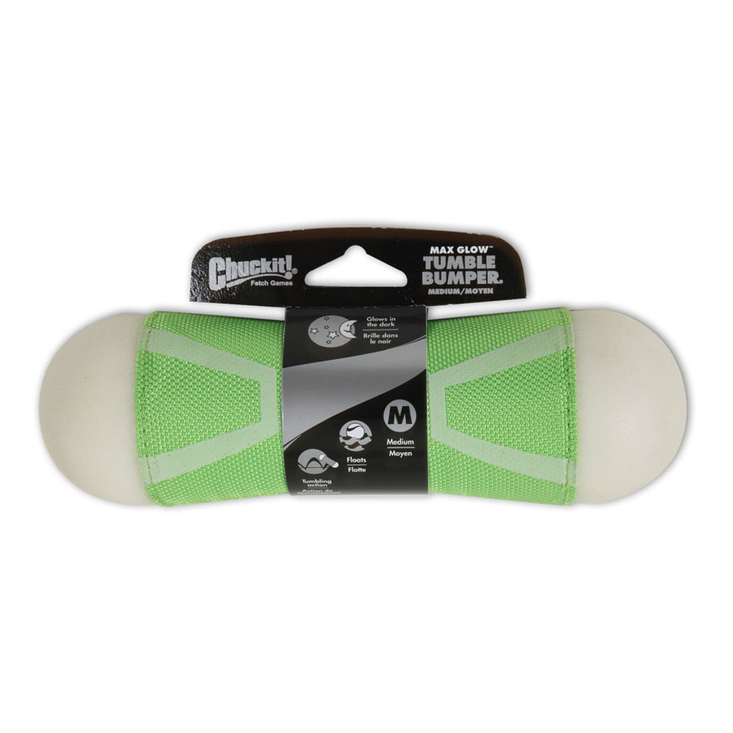 View larger image of Tumble Bumper Max Glow - Green & White