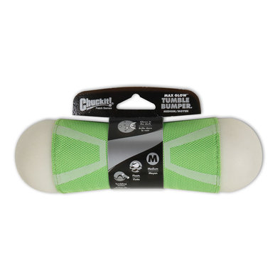 Tumble Bumper Max Glow - Green & White