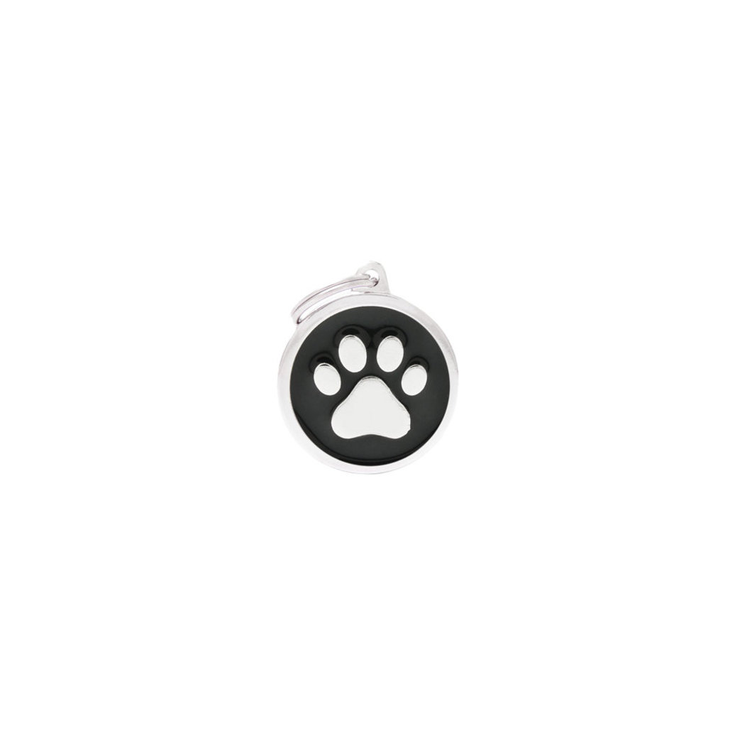 View larger image of Circle Paw - Black - Big