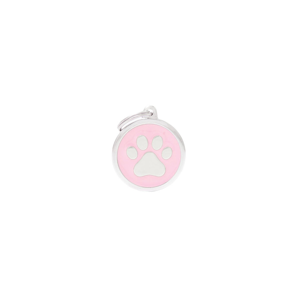 View larger image of Circle Paw - Pink - Big