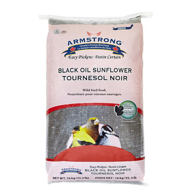Black Oil Sunflower - 16 kg