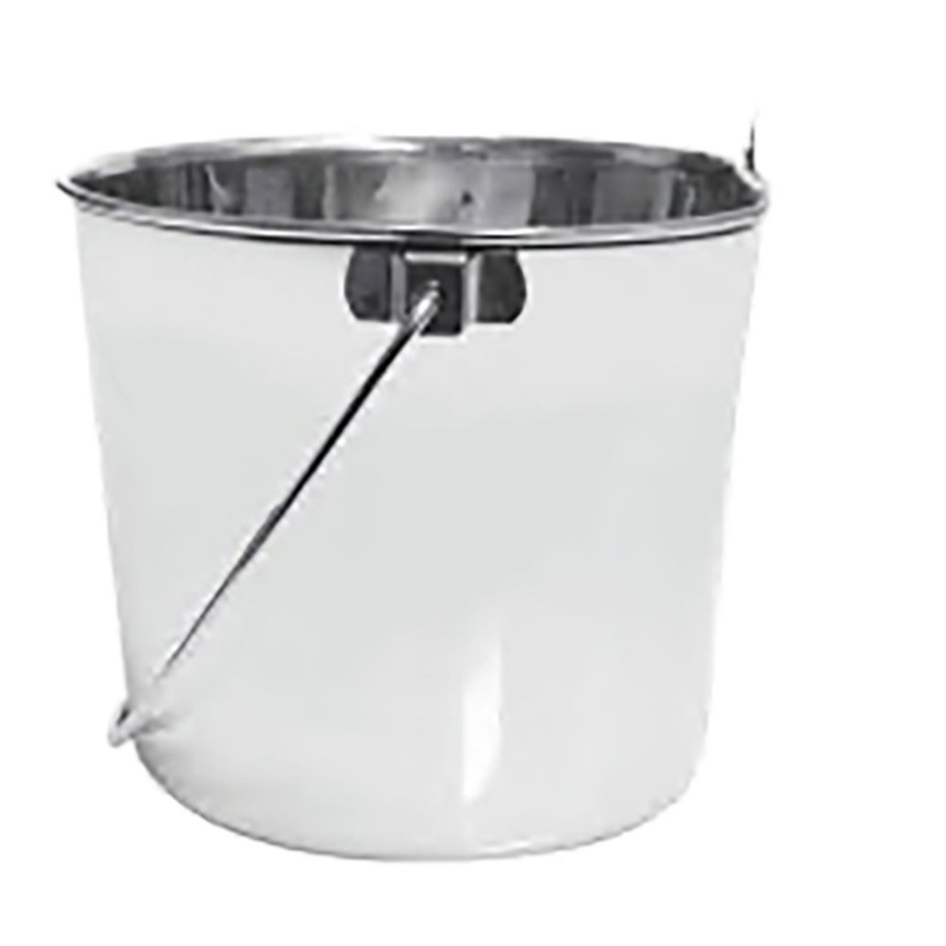 View larger image of Pail with Flat Side