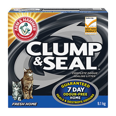 Clump & Seal, Fresh Home - 9.1 kg