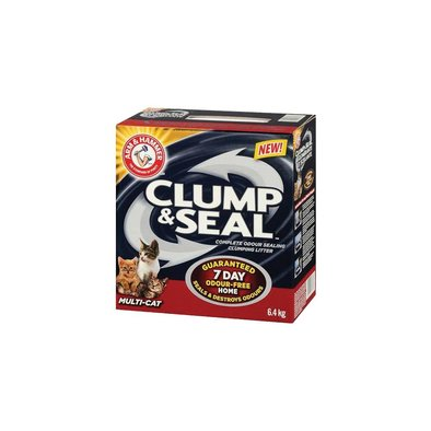 Clump & Seal, Multi-Cat - 6.4 kg
