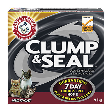 Clump & Seal, Multi-Cat - 9.1 kg