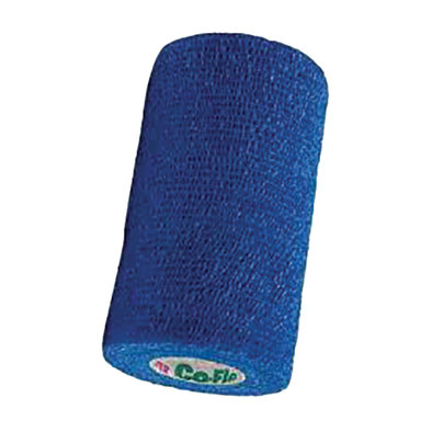 Self-Adhesive Bandage - Navy - 4""