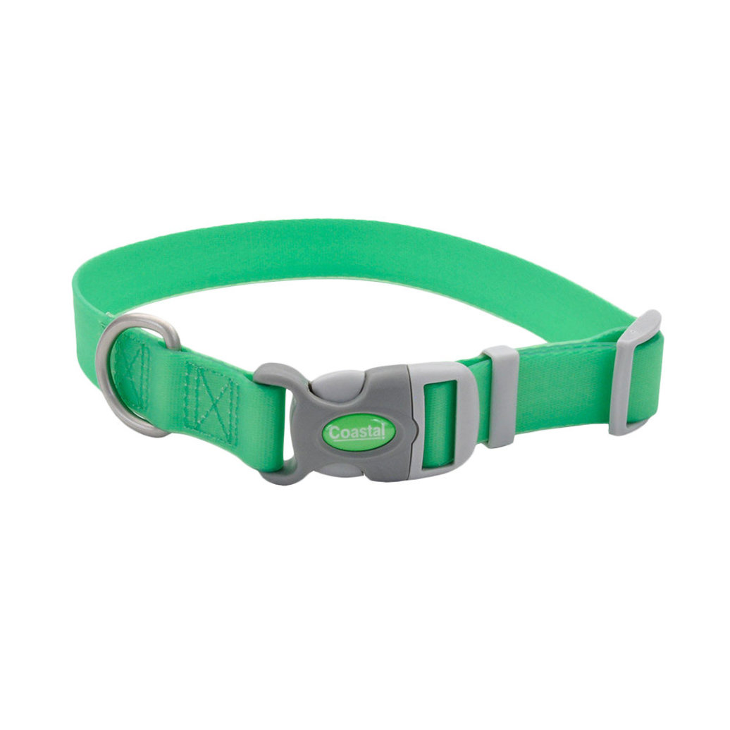 """View larger image of C - Adjustable Waterproof - Lime - 3/4"""" x 10-14"""""""