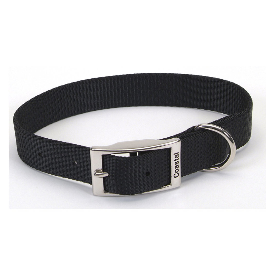 "View larger image of Collar - Black - 1"" Width"