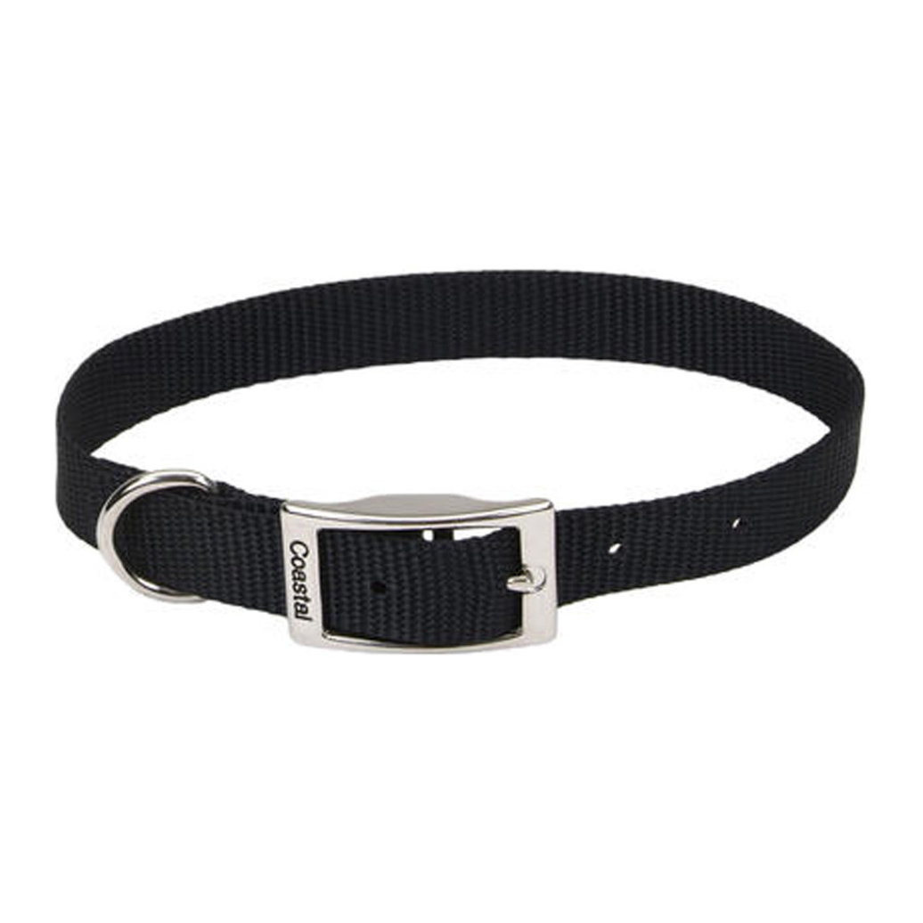 "View larger image of Collar - Black - 3/4"" Width"