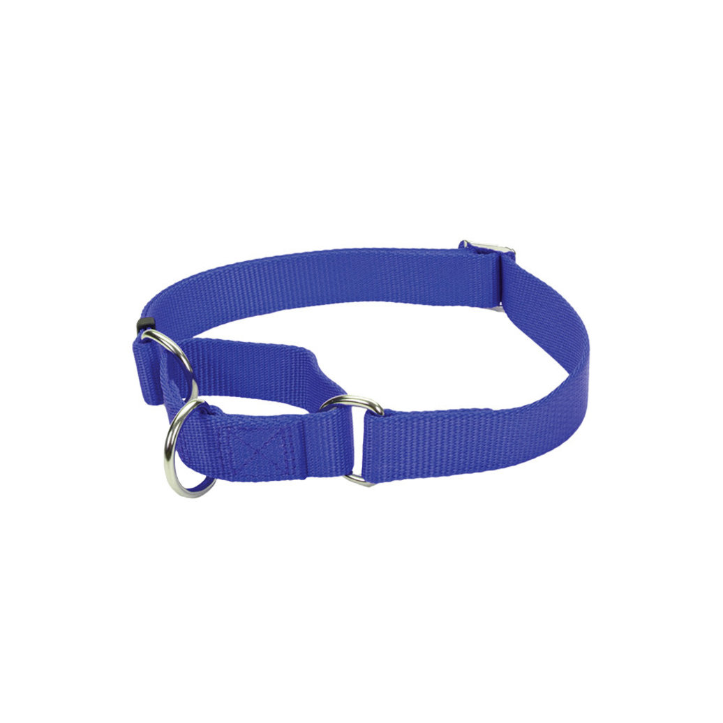 "View larger image of C - Martingale - Blue - 3/4"" Width - 14"""
