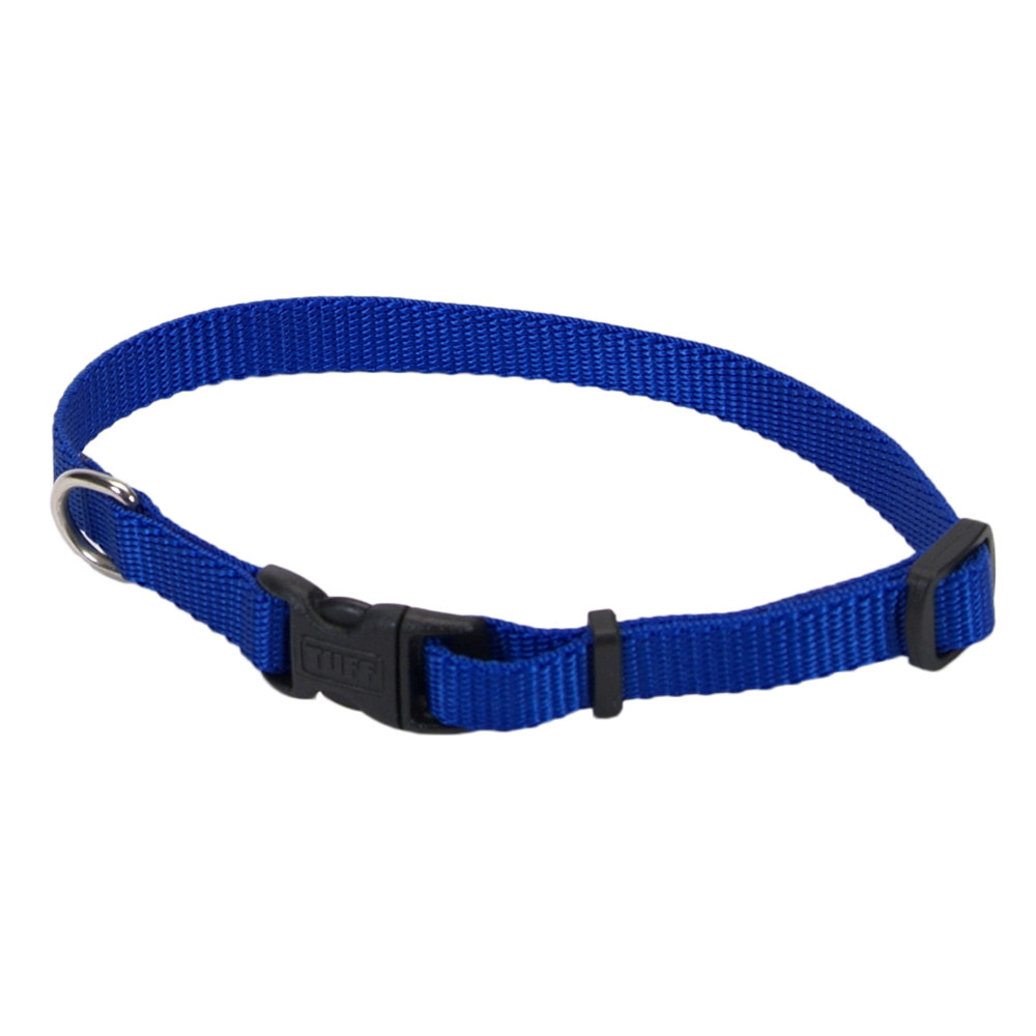 "View larger image of C - Tuff - Blue - 3/8"" Width - 8-12"""
