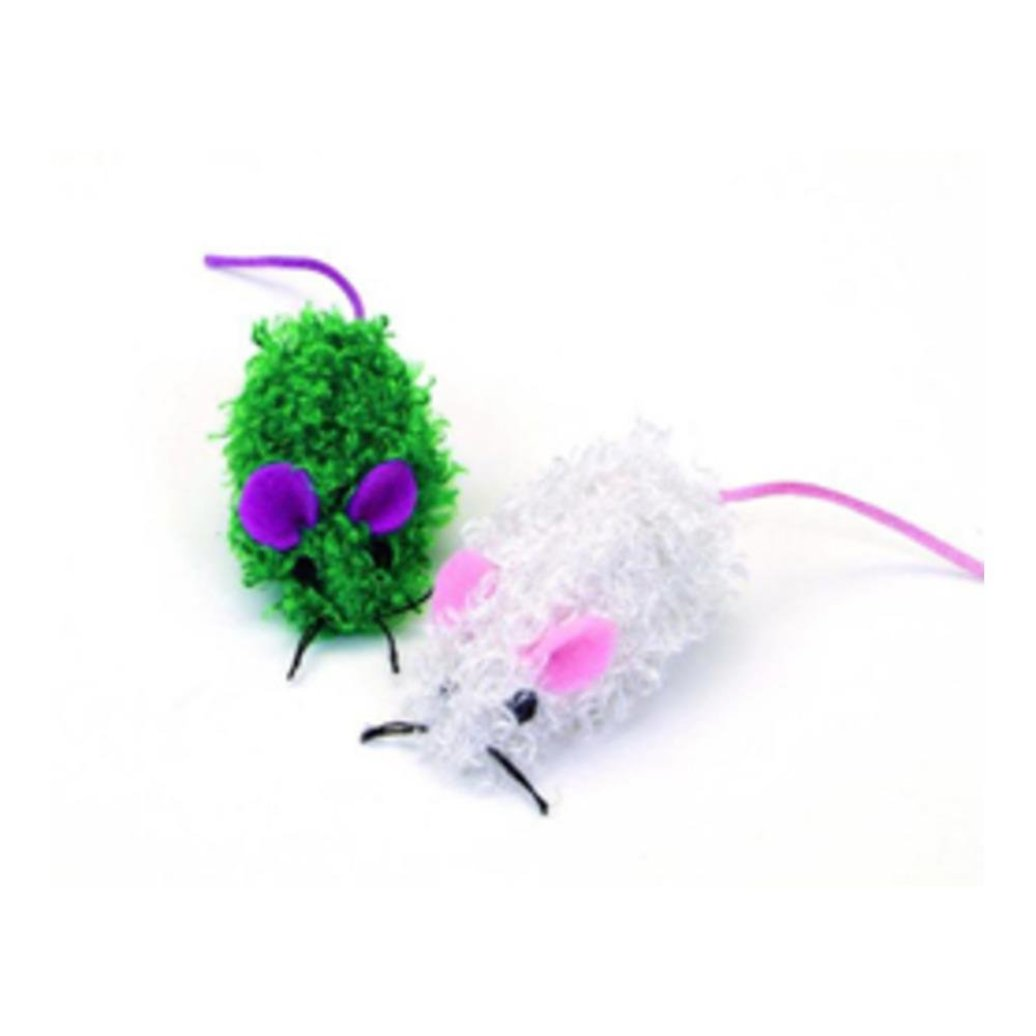 View larger image of Chenille Mouse - 2.5""