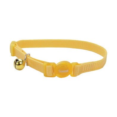 Nylon Breakaway Collar - Banana Boat - 3/8""