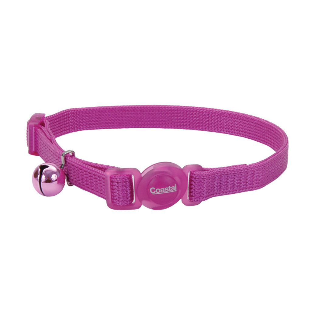 View larger image of Nylon Breakaway Collar - Orchid - 3/8""