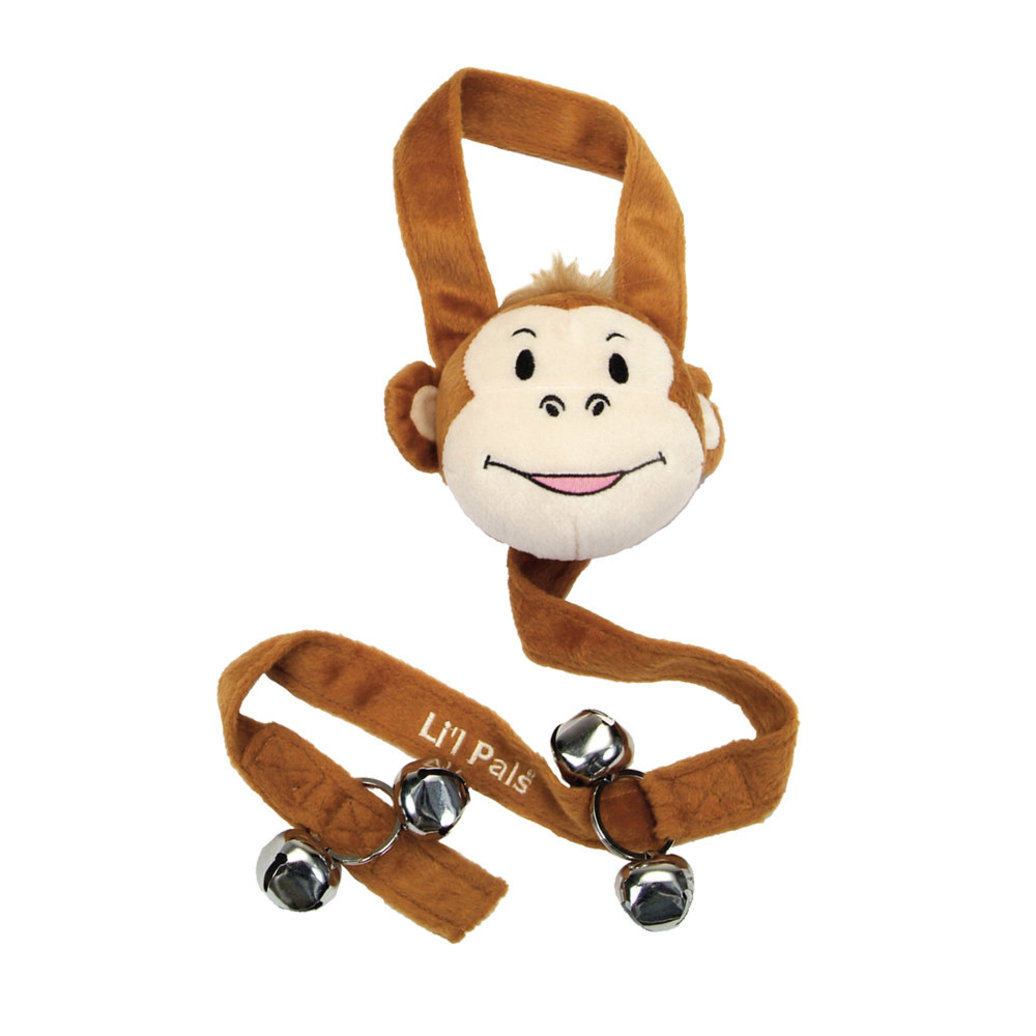 View larger image of Potty Training Bells - Monkey