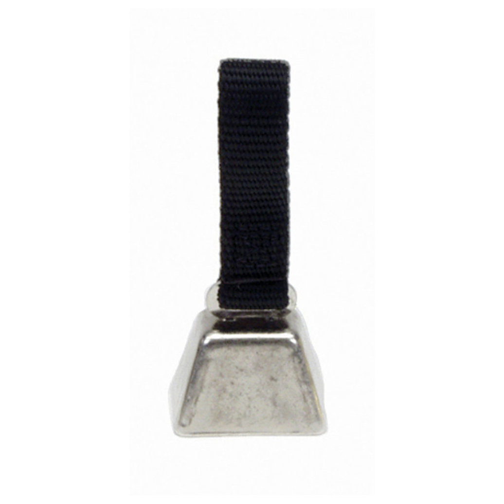 View larger image of Remington Nickle Cow Bell - Black