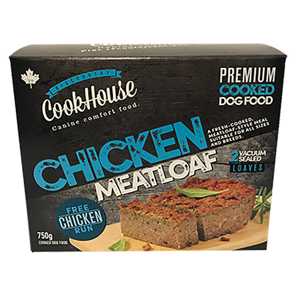 View larger image of Cooked Meatloaf - Chicken - 2 lb