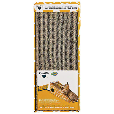 Corrugated Cat Scratcher, Alpine