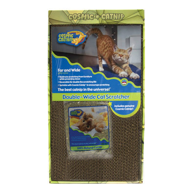 Corrugated Cat Scratcher, Far & Wide