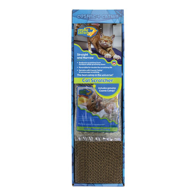 Corrugated Cat Scratcher, Straight & Narrow