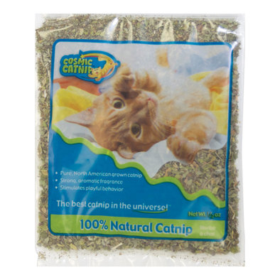 Genuine Catnip, Ziplock Bag - .5 oz