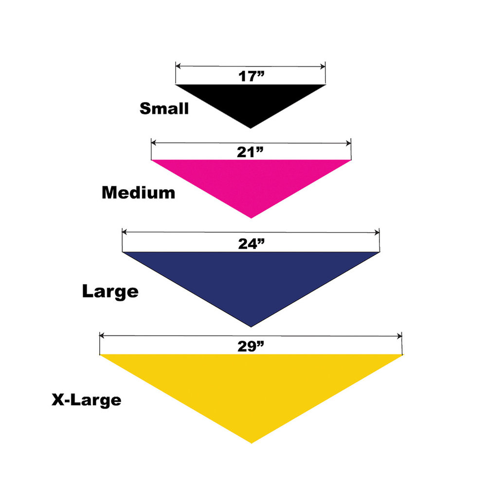 View larger image of Bandanas - Fall - Assorted
