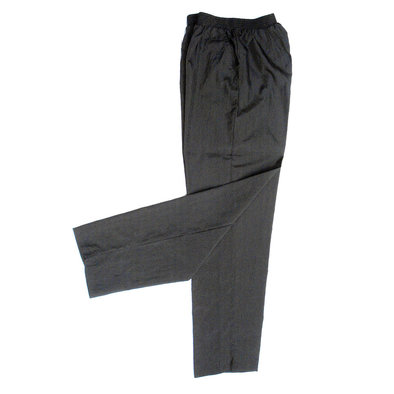 Grooming Pant - Elastic Regular - Black