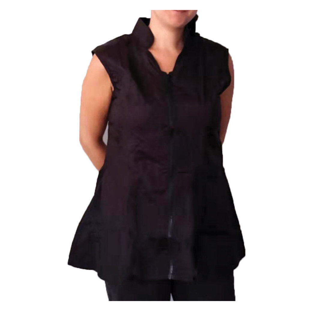 View larger image of Sleeveless Top - Black