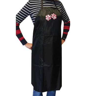 Xtreme Light Waterproof Apron - Black