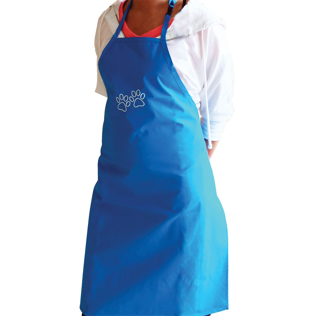 View larger image of Xtreme Light Waterproof Apron - Blue