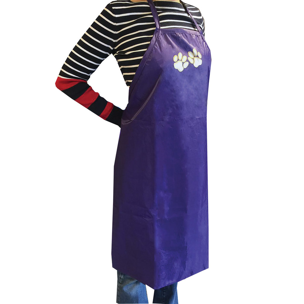 View larger image of Xtreme Light Waterproof Apron - Purple