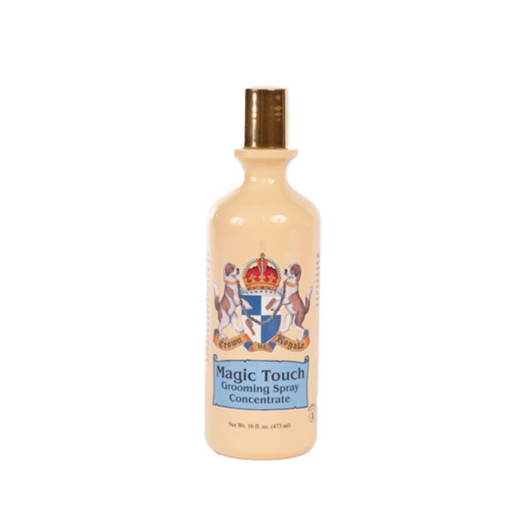 View larger image of Magic Touch Grooming Spray, Conc #1 - 16oz