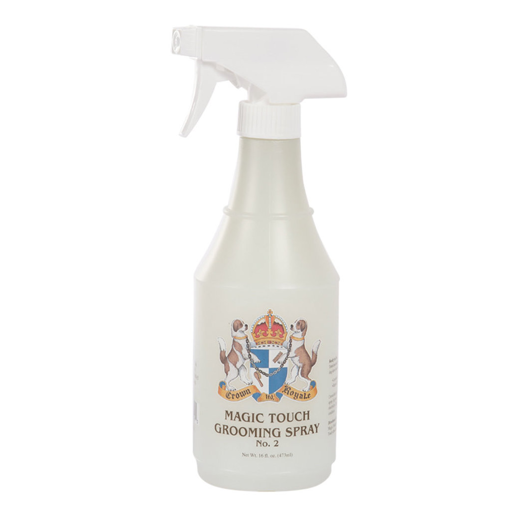 View larger image of Magic Touch Grooming Spray, Formula 2 - 16 oz