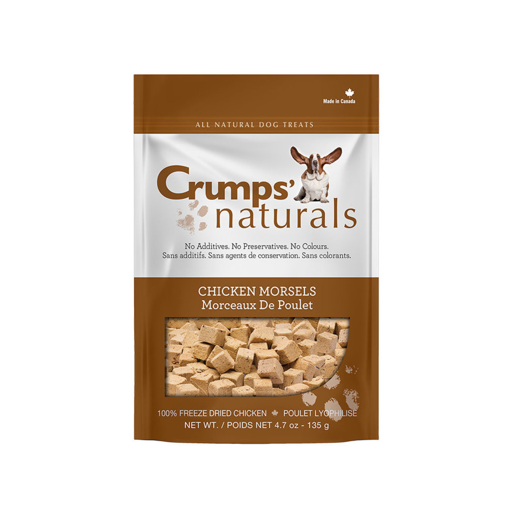 View larger image of Chicken Morsels Dog Treats