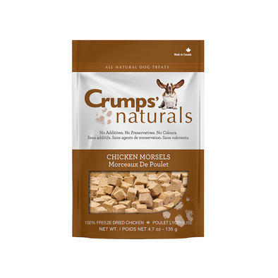Chicken Morsels Dog Treats