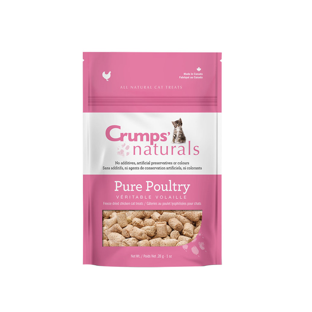 View larger image of Feline - Pure Poultry Treat - 28 g