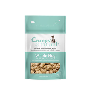 Feline - Whole Hog Treat - 28 g
