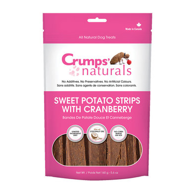 Sweet Potato Strips with Cranberry - 160 g