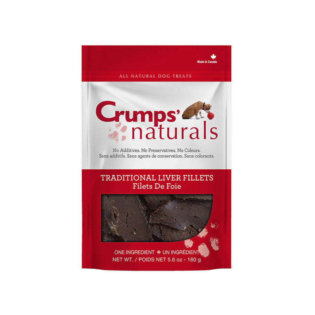 View larger image of Traditional Liver Fillets Dog Treats