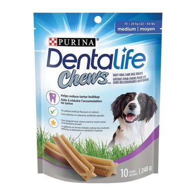 Dental Care Treats - Medium - 198 g
