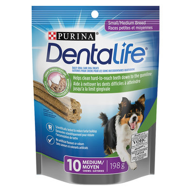 Dental Care Treats - Small/Medium