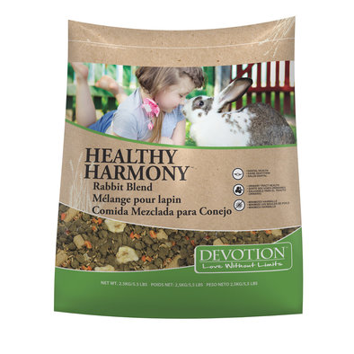Healthy Harmony, Rabbit Formula - 2.5 kg
