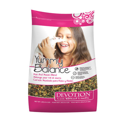 Yummy Balance, Rat and Mouse Blend - 2 kg