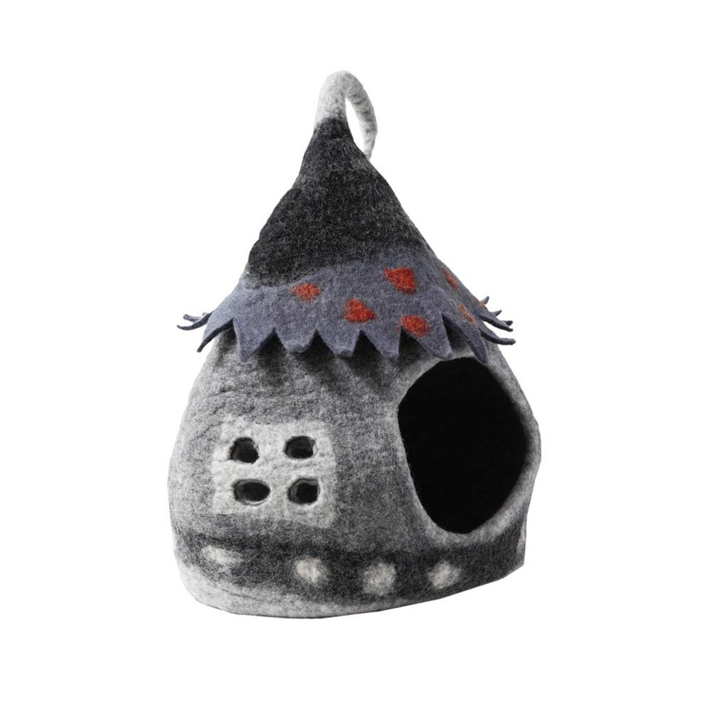 View larger image of Fairy House - Grey