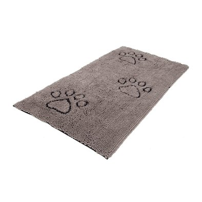 Dirty Paw Runner - Grey - 30x60""